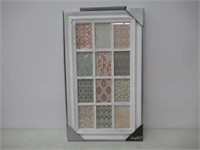 """""""As Is"""" Kiera Grace- Collage Frame, Distressed"""
