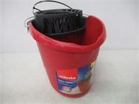 Vileda Quick Wring Bucket 10 L Bucket With