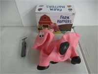 Farm Hoppers - Award Winning Inflatable Bouncing