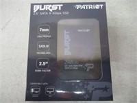 Patriot Memory PBU480GS25SSDR Burst 480GB SATA III