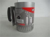 Weber 7447 Compact Rapid-fire Chimney Starter