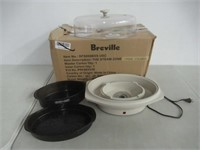 """Used ""Breville BFS800BSS The Steam Zone Food"