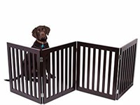 Internet's Best Traditional Dog Gate (61 CM