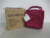 Samsonite Small Wheeled Underseater, Fresh Pink