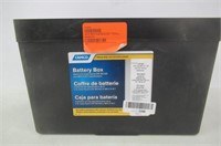 """""""As Is"""" Camco 55372 Large Battery Box-Groups"""