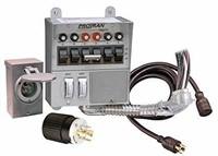 Reliance Controls 31406CWK Pro/Tran 6-Circuit 30