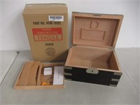 Quality Importers Ironsides 100 Humidor