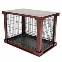 Merry Products Medium Cage with Crate Cover