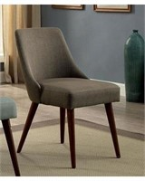 Furniture of America CM-AC6330GY Side Chairs