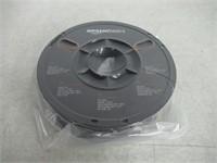 ABS 3D Printer Filament, 1.75mm, Black, 1 kg