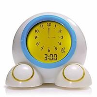 Onaroo Teach Me Time Talking Alarm Clock and
