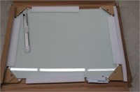 Quartet Infinity Magnetic Glass Dry Erase Board,