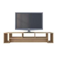 "Nexera 110005 Rustik 72"" TV Stand, Natural Maple"