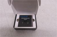 Fosmon 2x1 or 1x2 2 Port HDMI Switch, Ultra HD