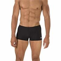 """Speedo Men's 30 Swimsuit """" Solid Square Leg,"""