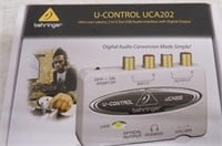 Ultra-Low Latency 2 In/2 Out USB/Audio Interface
