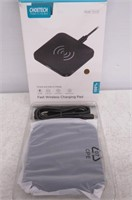 CHOETECH Fast Wireless Charger, QI Charging Pad