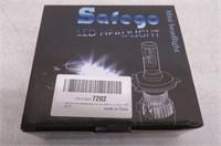 Safego 9006 HB4 LED Car Headlight Bulbs Kit