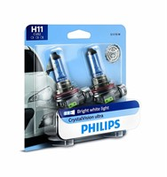 Philips H11 CrystalVision Ultra Upgraded Bright