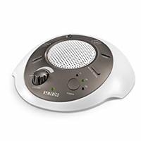 Homedics White Noise Sound Machine Portable Sleep