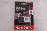 SanDisk 128GB Extreme microSD UHS-I Card with