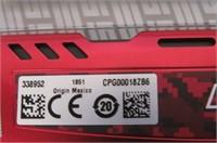 Ballistics Sport LT 8GB Kit (4GBx2) DDR4 2666 MT/s