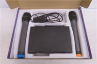 U-Kiss Handheld Dynamic Microphone System for