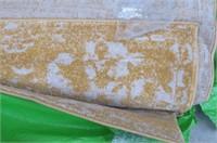 Mistana Delgado Yellow Area Rug