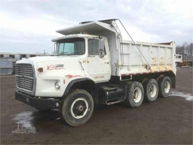 FORD L8000 Trucks For Sale - 146 Listings | TruckPaper com