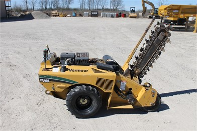 VERMEER RT200 For Sale - 16 Listings | MachineryTrader.com ... on