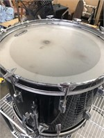Drum set with 3 cases