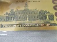 Donald Trump Coins, Bill
