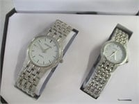Geneva His and Hers Watch Set