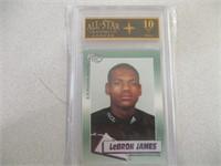 Rookie Cards Kobe Bryant, Lebron James, Dan Marino