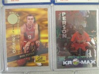 Autographed Collector Cards