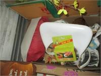 Holiday Decor, Household Decor, Boxes