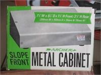 Metal Cabinet, Tube Flaring Kit, Screws, Nuts