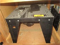 Saw Table with Motor