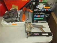 Sabre Saw, Nailer, Motor Oil, Clamp