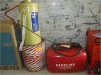 Gas Tanks, Tank Sprayer