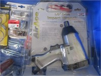 Wrenches, Sockets, Air Hose, Saw Blades,