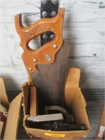 Saws, Cutting Blocks
