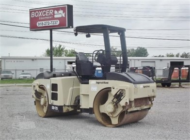INGERSOLL-RAND DD70 For Sale - 8 Listings | MachineryTrader ... on