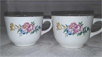 Coffee/tea Cups And Ice Bucket