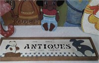 Wooden Decor Signs