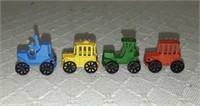 Cast Iron Tractors