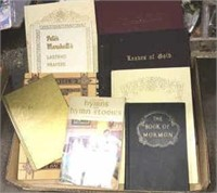 Hymnals And Books Of Faith