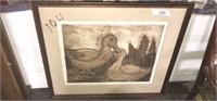 Framed Duck Prints