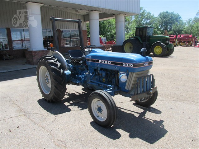 1987 Ford 3910 For Sale In Columbus Mississippi
