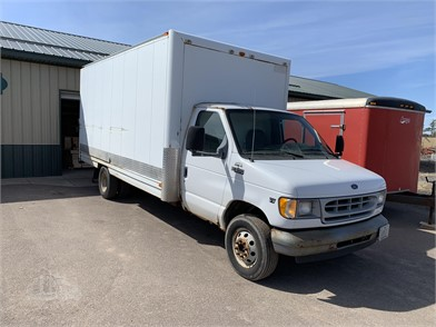Ford E350 Van Trucks Box Trucks For Sale 184 Listings